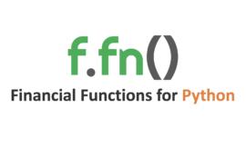 好用Package:用ffn分析時間序列